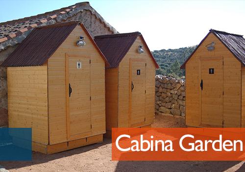 Cabina Garden