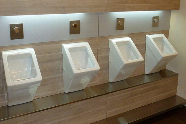 Cubik. Soporte Urinarios