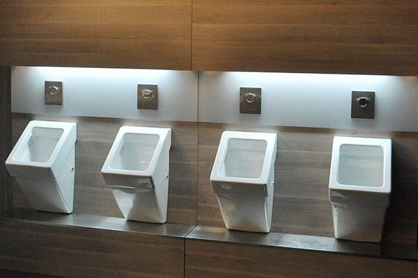 Cubik. Urinarios